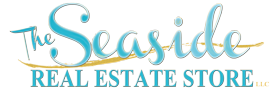 The Seaside Real Estate Store Logo