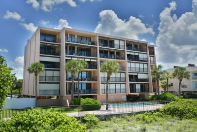 SOLD!  Direct Gulf Front-Perfectly sized 1 Bedroom