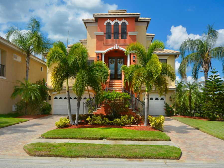 Gated Beach Home- Redington Shores Florida
