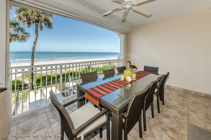 Gulf Front Townhome